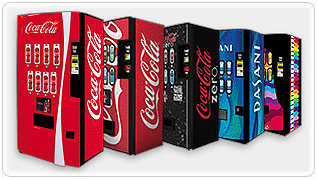 Coke Vending Machines